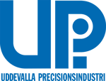 Uddevalla Precisionsindustri Logo